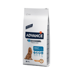 Advance medium adult au poulet pour chien
